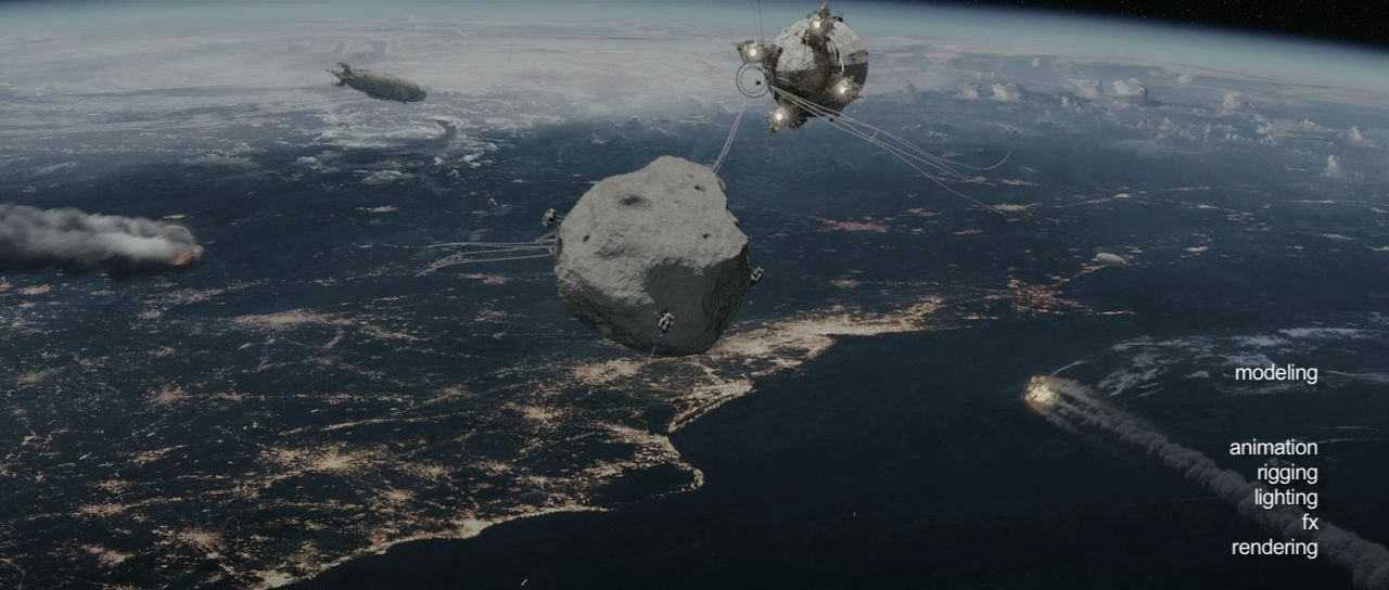 asteroid ramming - photo #11